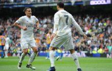 Cristiano Ronaldo pede a saída de Lucas Vázquez