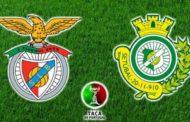 Taça de Portugal 17/18   16avos final: SL Benfica vs Vit. Setúbal