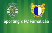 Taça de Portugal 17/18 | 16avos final: Sporting CP vs Famalicão