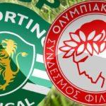 Liga dos Campeões 17/18 | Grupo D Jornada 5: Sporting CP vs Olympiakos