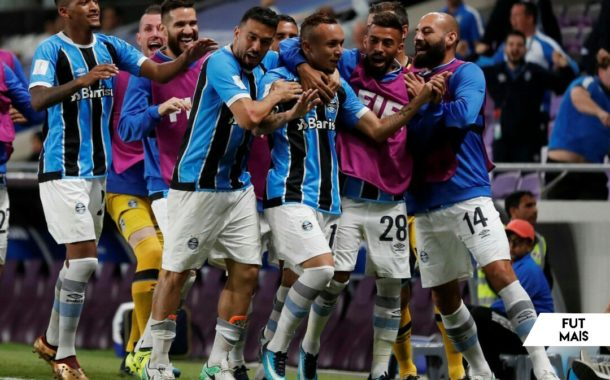 VÍDEO: Grande golo de Everton coloca Grêmio na final do Mundial de Clubes