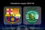 Liga dos Campeões 17/18 | Grupo D Jornada 6: Barcelona vs Sporting CP
