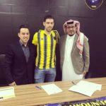 OFICIAL: Ricardo Machado renova com Al Taawoun até 2020