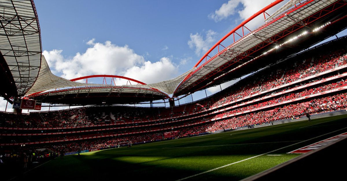 slbenfica estadio