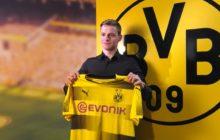 OFICIAL: Dortmund contrata jovem de 17 anos Sergio Gómez