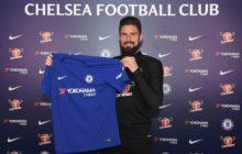 OFICIAL: Olivier Giroud assina pelo Chelsea