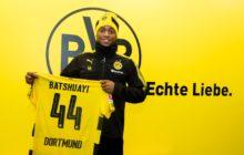 OFICIAL: Michy Batshuayi cedido ao Dortmund