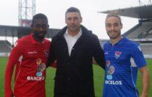 OFICIAL: Gil Vicente garante João Vasco e Alphonse por empréstimo