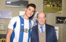 OFICIAL: Osório reforça FC Porto