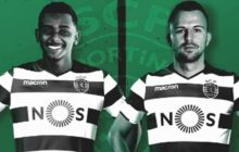 OFICIAL: Sporting CP contrata Wendel e Misic
