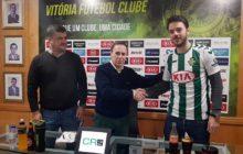 OFICIAL: Yohan Tavares reforça Vitória de Setúbal