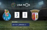 Liga NOS 17/18   Jornada 21: FC Porto vs SC Braga