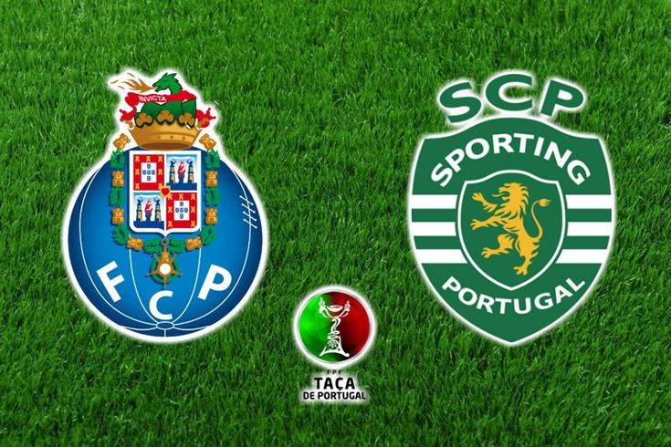 Taça de Portugal 17/18 | Meia-final: FC Porto vs Sporting CP