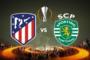 Liga Europa 17/18 Quartos-Final: Atl. Madrid vs Sporting CP