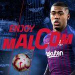 OFICIAL: Barcelona contrata Malcom