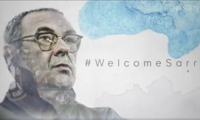 Welcome Sarri