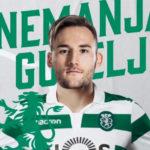 OFICIAL: Nemanja Gudelj é jogador do Sporting