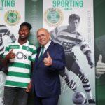 OFICIAL: Abdoulay Diaby assinou pelo Sporting