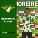 OFICIAL: Moreirense anuncia a contratação de Lucas Rodrigues