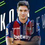 OFICIAL: Levante UD contrata Nikola Vukcevic
