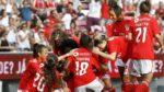 Benfica vence por 28-0 na estreia do campeonato
