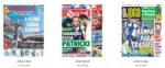 Capas Jornais Desportivos 16-10-2018