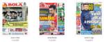 Capas Jornais Desportivos 17-10-2018