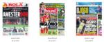 Capas Jornais Desportivos 24-10-2018