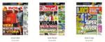 Capas Jornais Desportivos 30-10-2018