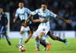 FC Porto apresenta Saravia que deixa mensagem aos adeptos