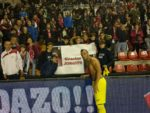 O gesto de Santi Cazorla que emocionou Espanha