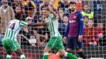 Video | La Liga 18/19: Barcelona 3-4 Betis
