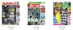 Capas Jornais Desportivos 09-11-2018