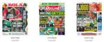 Capas Jornais Desportivos 12-11-2018