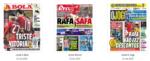 Capas Jornais Desportivos 23-11-2018