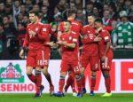 Video   Bundelisga 18/19: Werder Bremenen 1-2 Bayern Munique