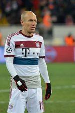 PSV interessado em Robben