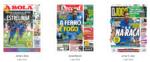 Capas Jornais Desportivos 03-12-2018