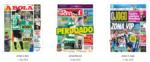 Capas Jornais Desportivos 11-12-2018