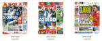 Capas Jornais Desportivos 16-12-2018