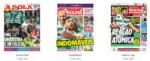 Capas Jornais Desportivos 17-12-2018