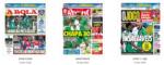 Capas Jornais Desportivos 20-12-2018