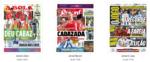 Capas Jornais Desportivos 24-12-2018
