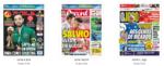 Capas Jornais Desportivos 28-12-2018