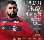Flamengo anuncia a contratação de Gabigol