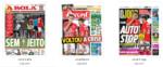 Capas Jornais Desportivos 03-01-2019
