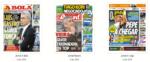 Capas Jornais Desportivos 05-01-2019