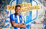 OFICIAL: Wilson Manafá é reforço do FC Porto até 2023