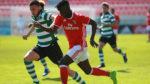 Avançado do SL Benfica vai jogar em Inglaterra