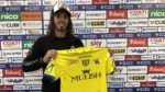 OFICIAL: Schelotto vai voltar a jogar em Itália